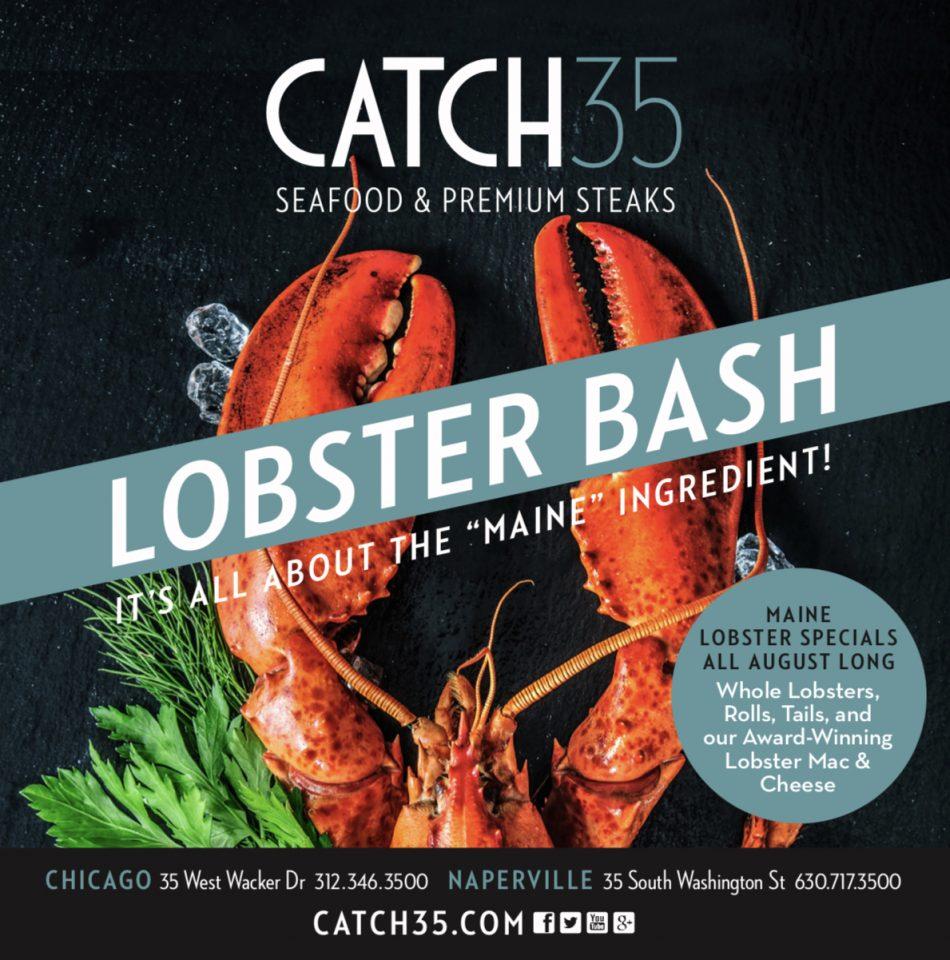 Lobster bash 2019